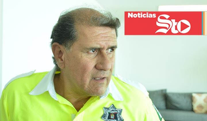 Pedro Luis seguirá siendo el director de Tránsito y Vialidad