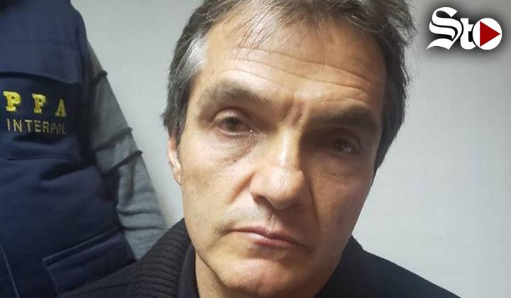 Cae Carlos Ahumada en Argentina