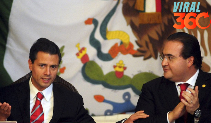 Javier Duarte ofrece pruebas contra Peña Nieto