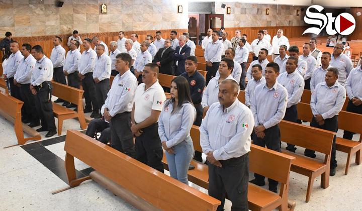 No contemplan aumento a salario de bomberos en Torreón