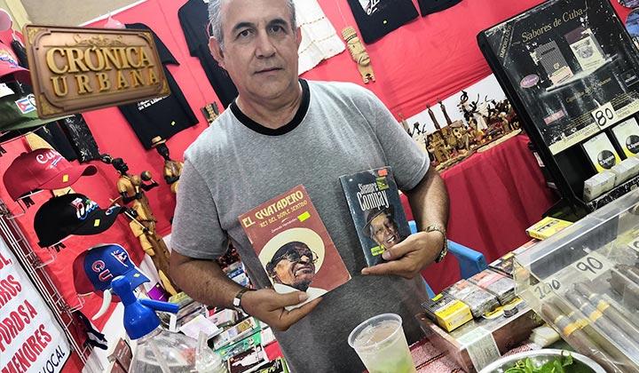 Eberto, el cubano más lagunero