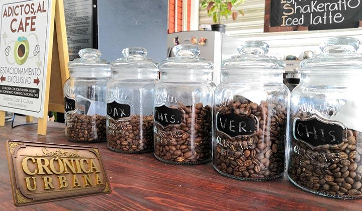 La química del café con 'Caba'