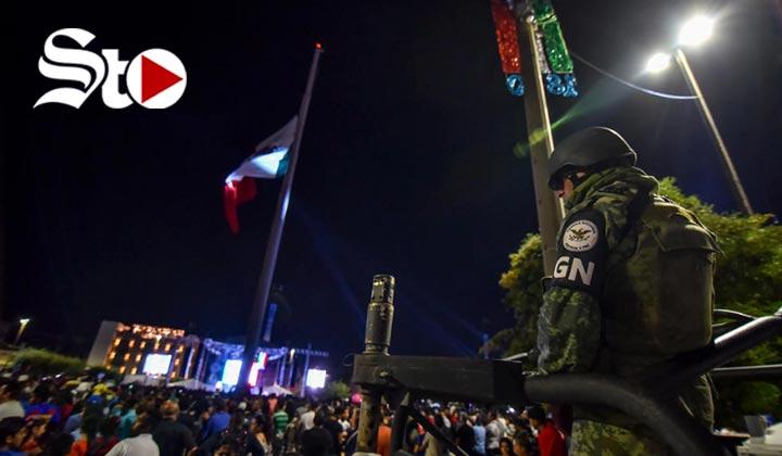 Celebraciones patrias en Torreón, 'sin incidentes'