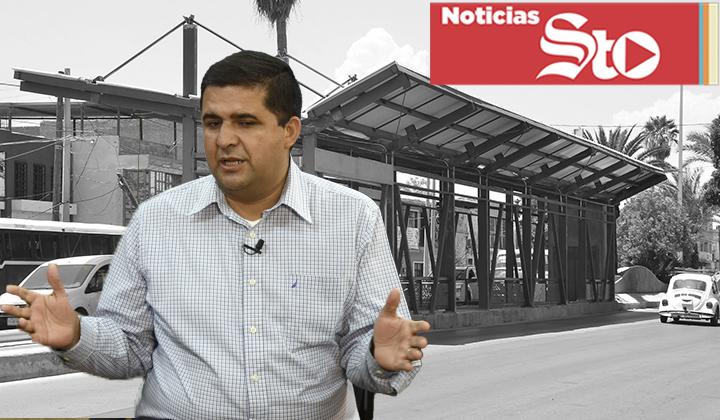 Alcalde de Lerdo pide replantear idea de Metrobús