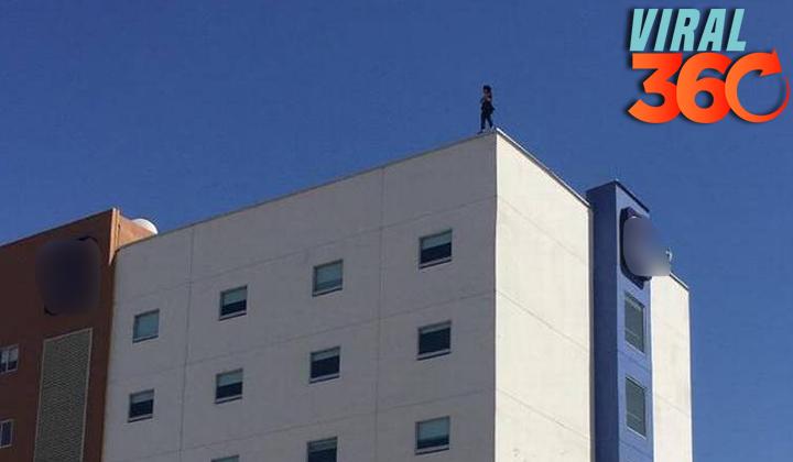 Mujer se suicida tirándose del séptimo piso en Tijuana