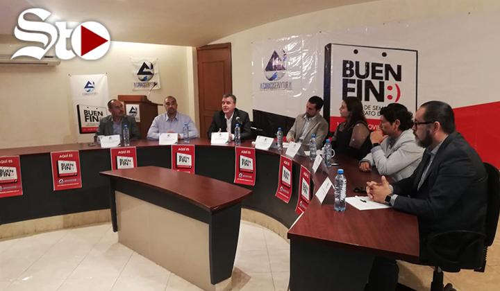 Presentan edición 2019 del Buen Fin en Torreón