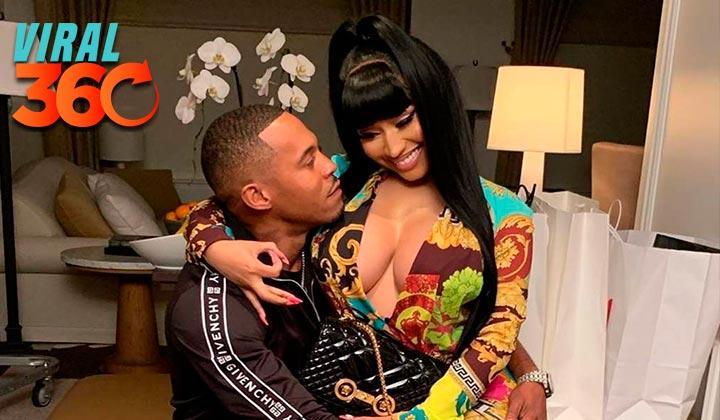 ¿Se casó Nicki Minaj con Kenneth Petty?