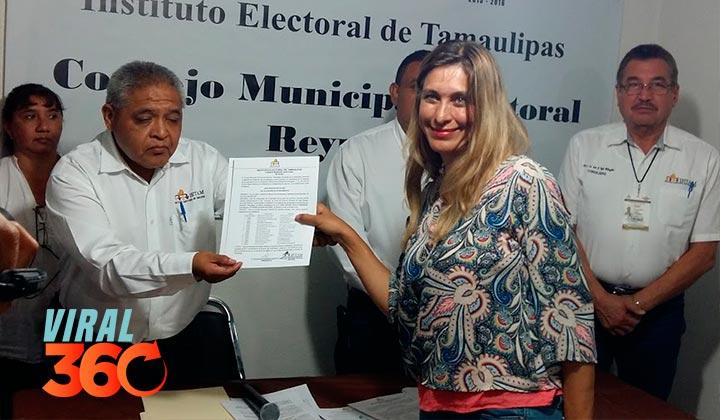 Impuesto a tacos y elotes, propone alcaldesa de Reynosa