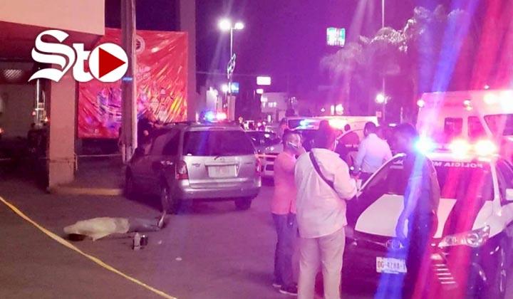 Guardias de seguridad matan a cliente de un restaurante bar