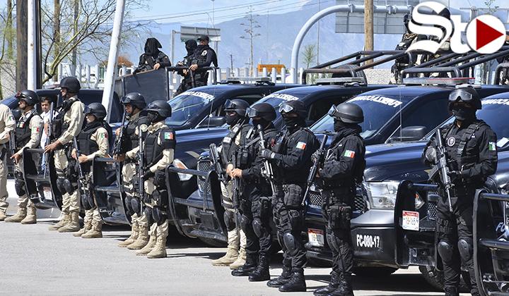 'Laguna fuerte y Segura' tiene grandes retos: Fiscal General