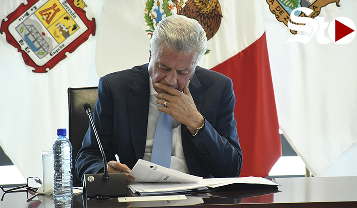 Se lanza Zermeño contra informe del CCI Laguna