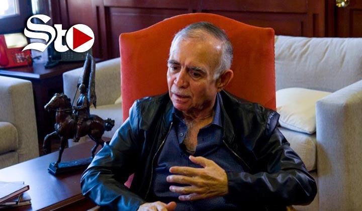 Entrevista exclusiva con Alfonso Romo Garza