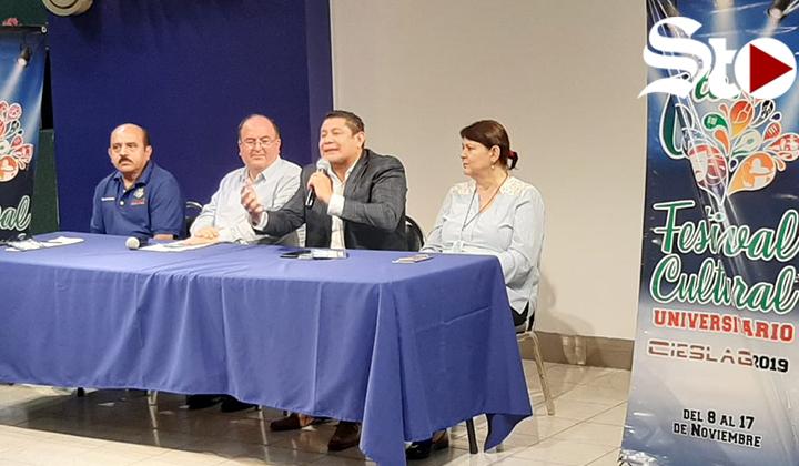 Anuncian Festival Cultural Universitario Cieslag 2019