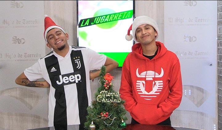 La Jugarreta navideña