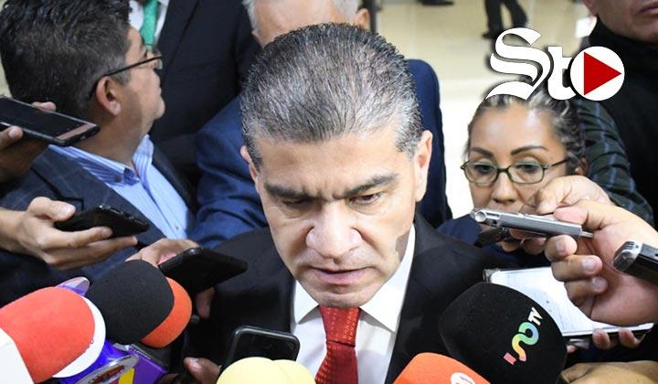 Operativo en Villa Unión ya concluyó: Riquelme