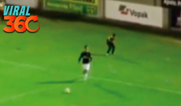 Jugador golpea a niño recogebalones y es expulsado de partido