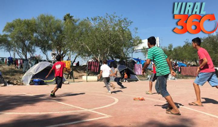 Albergue en Ciudad Juárez refleja crisis migratoria