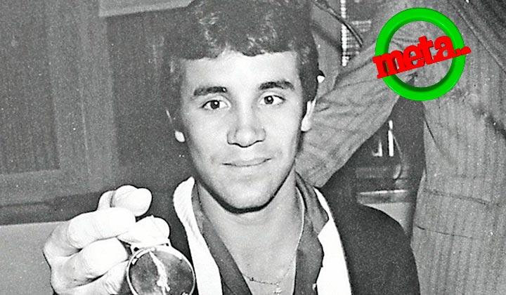 Fallece Carlos Girón, medallista olímpico mexicano