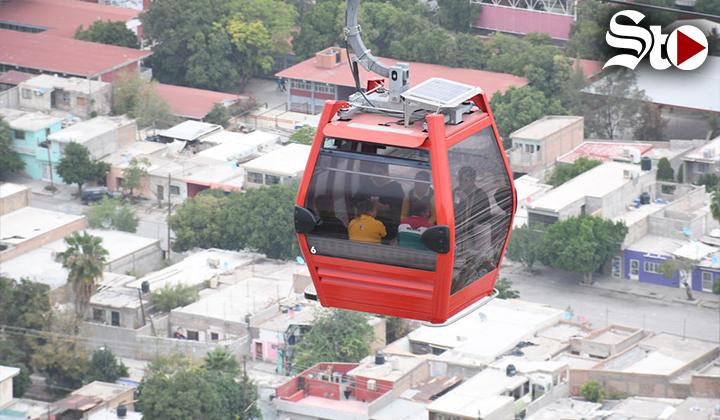 Cierran Teleférico de Torreón por mantenimiento