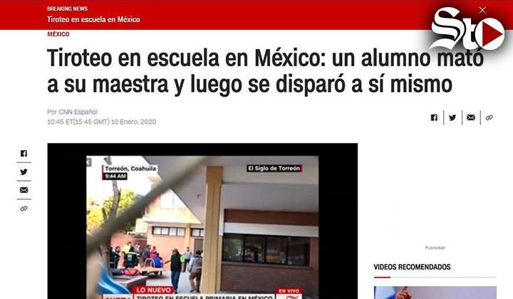 Torreón, en la mira internacional tras tragedia en colegio