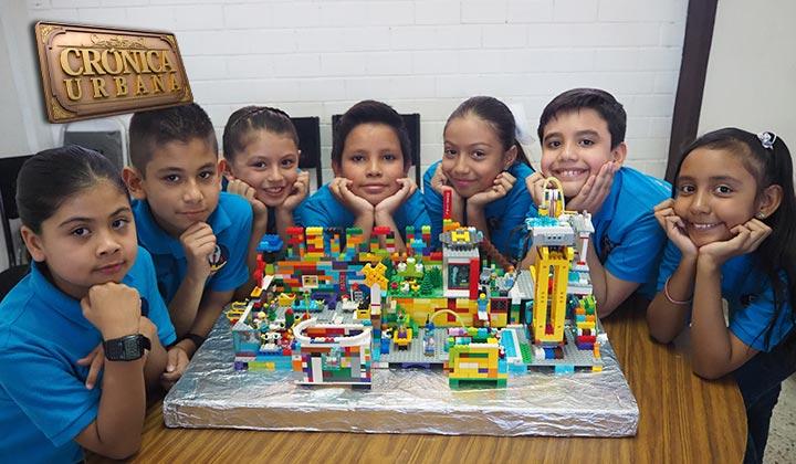 Los Astrobots, diversión e imaginación sin limite.