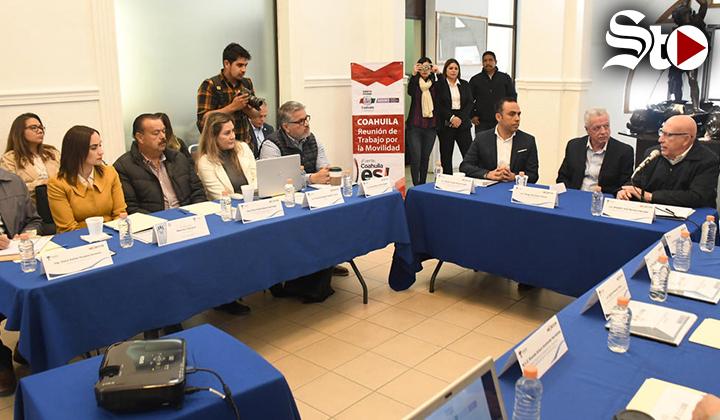 Van Coahuila y Torreón por acuerdos de movilidad