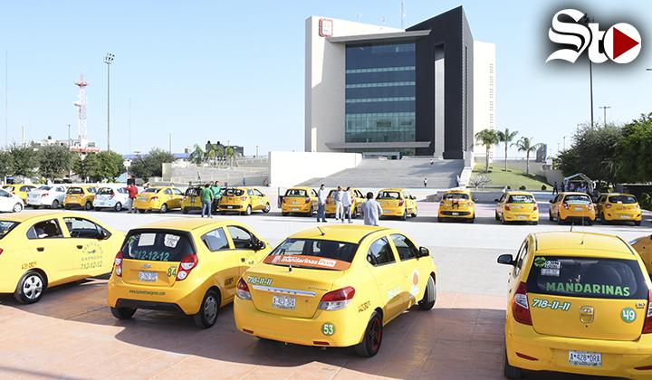 Regresarán protestas contra Uber y Didi en Torreón