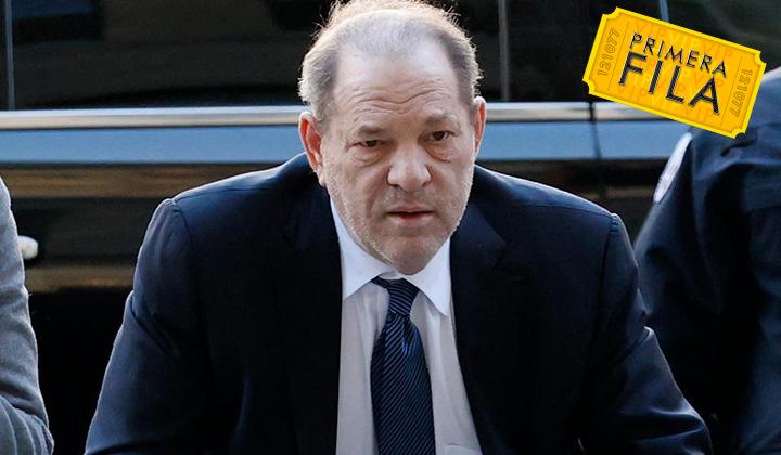 Harvey Weinstein es declarado culpable de 2 delitos sexuales
