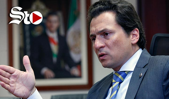 Emilio Lozoya sí está detenido en España: FGR