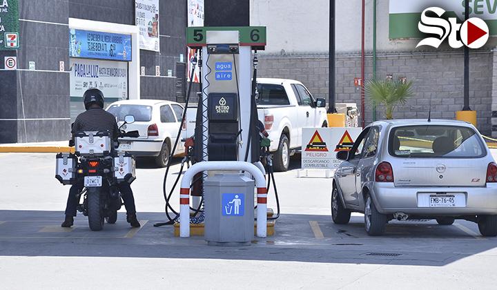 Hasta en 14 pesos se vende la gasolina regular en La Laguna