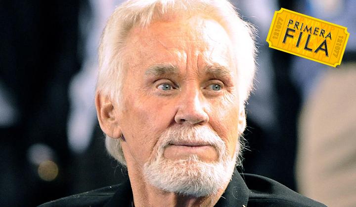Fallece el cantante Kenny Rogers a los 81 años