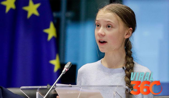 Greta Thunberg sospecha tener coronavirus