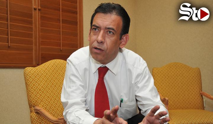 Sufre infarto Humberto Moreira, exgobernador de Coahuila