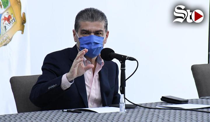 'Peor escenario serían más de 30 mil contagios de COVID-19