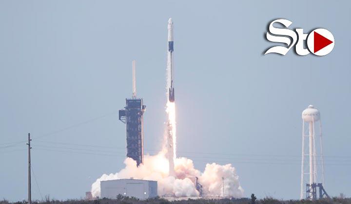 SpaceX y NASA logran un hecho histórico