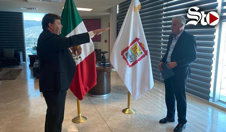 Designan a nuevo director de Pensiones de Torreón