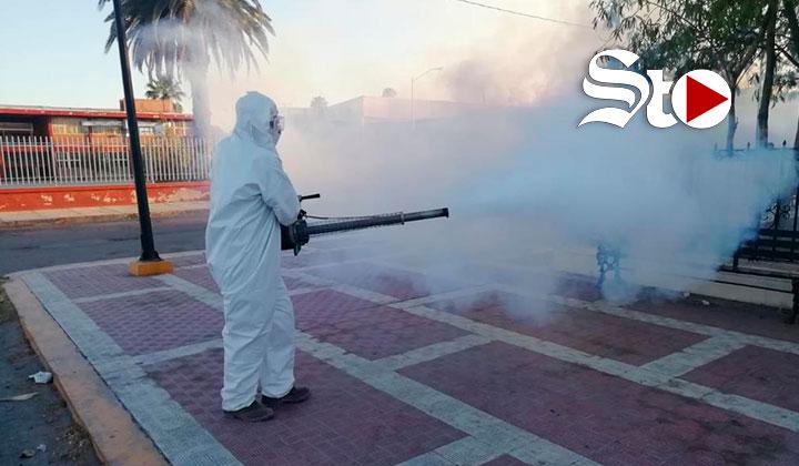 Combaten dengue en San Pedro y Madero