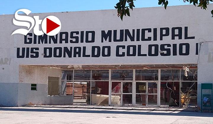 Detenidas, obras del programa 'Vamos a Michas' en San Pedro