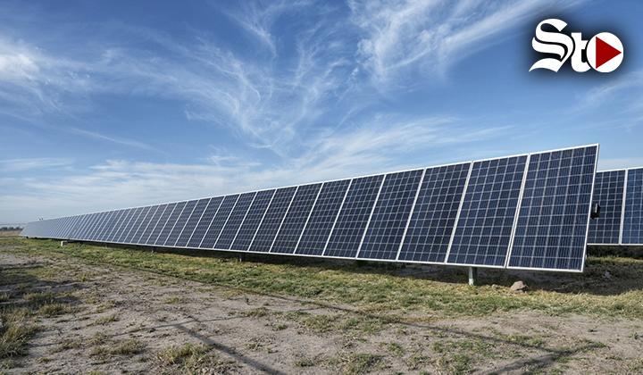 Decreto retrasa operatividad de parques solares en Matamoros