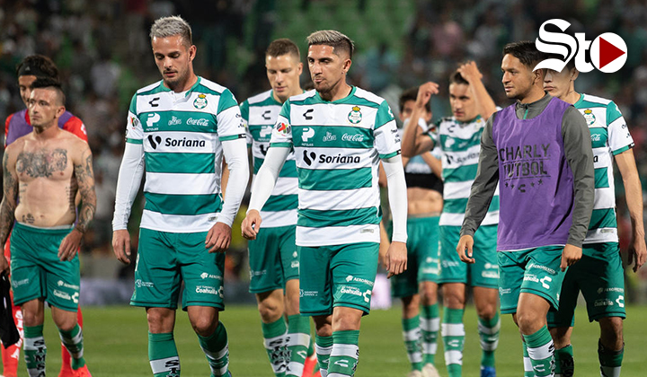 Confirman contagio por COVID-19 de ocho jugadores de Santos