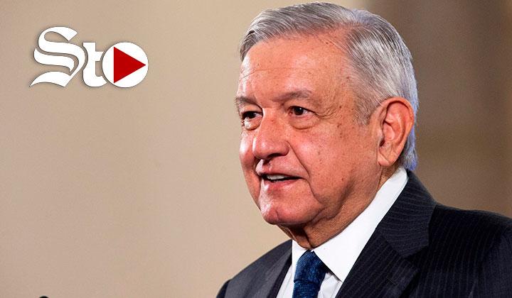 México 'ha podido evitar un desbordamiento' sanitario: AMLO