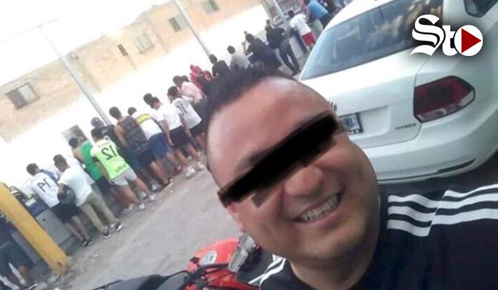 Dispersan torneo deportivo en la colonia Vencedora de Torreón