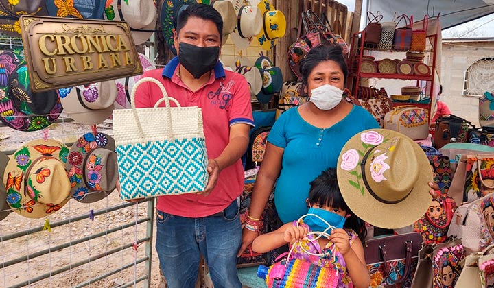 Artesanías oaxaqueñas para La Laguna