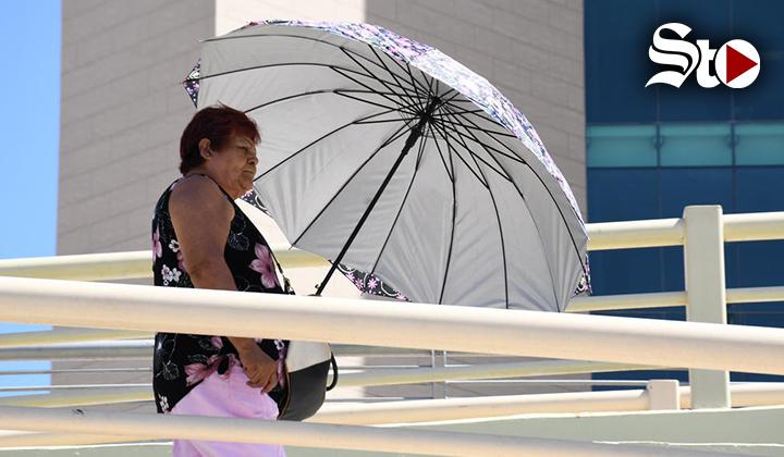 Registra Torreón las temperaturas más calientes de México