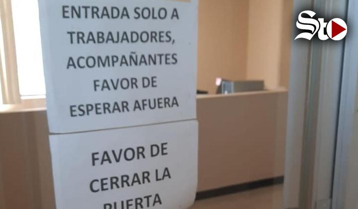Detectan a empleado con síntomas de COVID-19 en Torreón