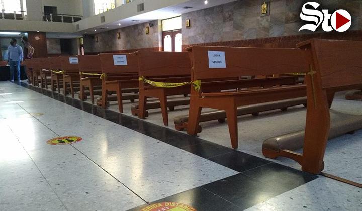 Listas, iglesias de Torreón para abrir sus puertas