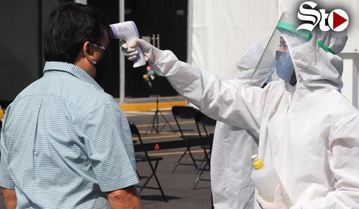 Se reportaron 80 nuevos contagios en Coahuila