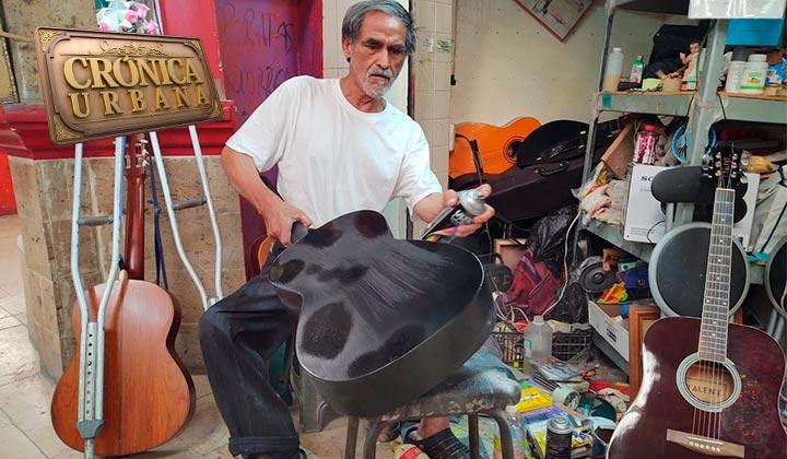 Don Pablo: El curandero de guitarras