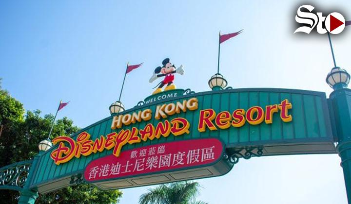 Disneylandia vuelve a cerrar en Hong Kong por el rebrote