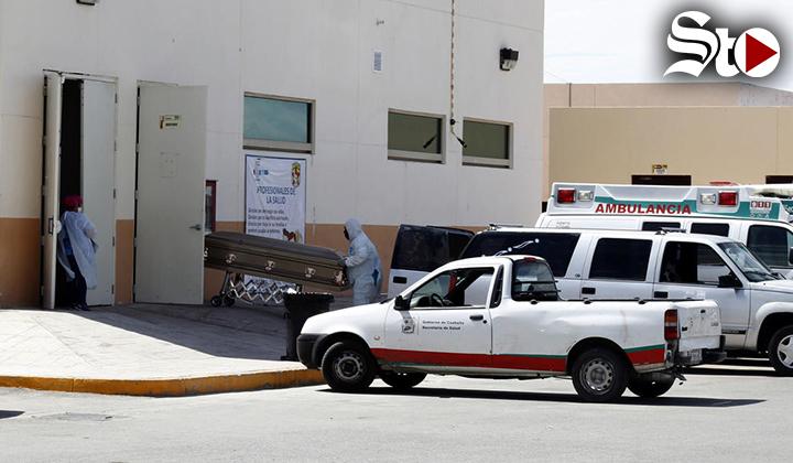 Cuenta Hospital General de Torreón con 26 pacientes COVID